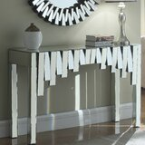 Bekey 48'' Console Table by Everly Quinn