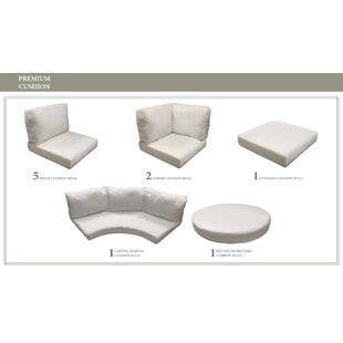 East Village 22 Piece Outdoor Cushion Set By Rosecliff Heights
