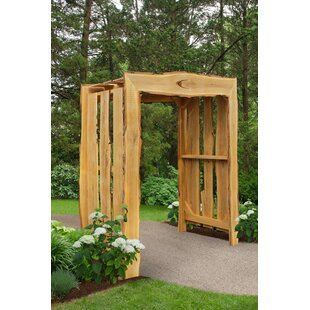 A&L Furniture Appalachian Wood Arbor