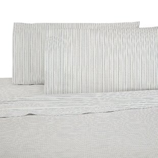 Nori 300 Thread Count 100% Cotton Sheet Set by Under the Canopy Savings