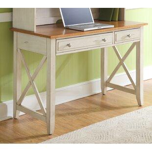 Beachcrest Home Bridgeview Wood Writing Desk