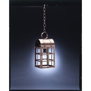 Northeast Lantern Adams 1-Light Outdoor Hanging Lantern