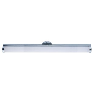 Price comparison Cauley 1-Light LED Vanity Light By Latitude Run