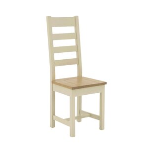 Baltz Solid Wood Dining Chair (Set Of 2) By Brambly Cottage