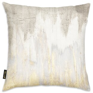German Golden Caves Throw Pillow