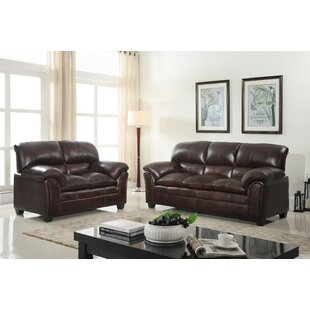 Mikaela 2 Piece Living Room Set By Winston Porter