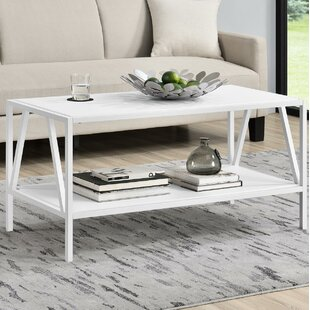 Avondale Coffee Table with Tray Top