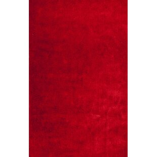 Andre Tomato Red Indoor/Outdoor Area Rug