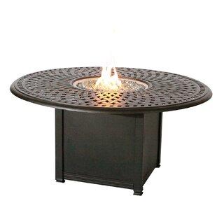 Fairmont Fire Pit Table by Astoria Grand Sale
