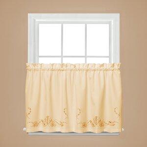 Seabreeze Tier Curtain (Set of 2)