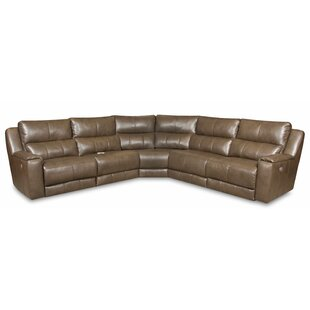 Dazzle Reversible Reclining Sectional by Southern Motion