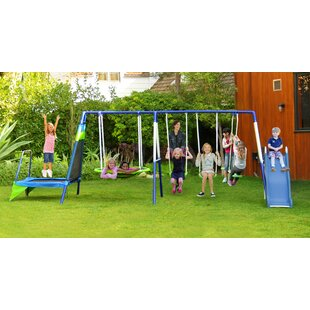 Sportspower Mountain View Swing Set