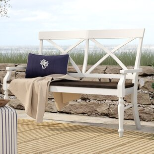 Beachcrest Home Mulford Wood Bench