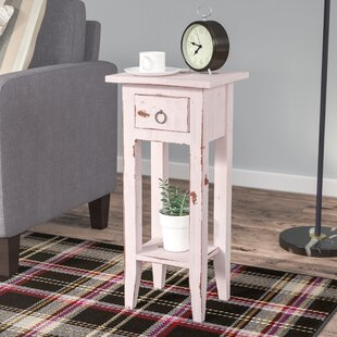 Narrow bedside table wayfair tompkins cottage narrow end table watchthetrailerfo