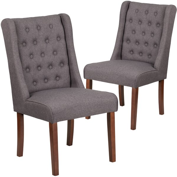 Brittany Tufted Parsons Chair | Wayfair