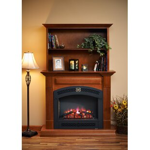 Rio Grande Fireplace by Th..