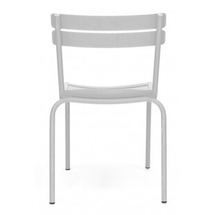 Chatou Stacking Patio Dining Chair (Set of 4)