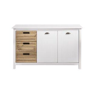 Hardouin 3 Drawer Combo Dresser