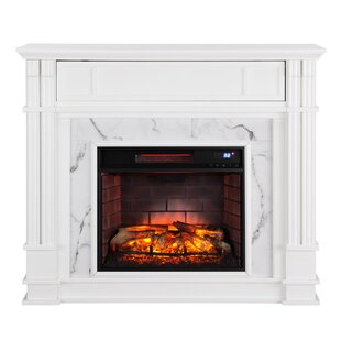 Contreras Electric Fireplace