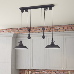 Farmhouse Pendant Lights Birch Lane - Pendant lighting in kitchen photos