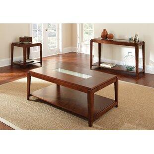 Lamy 3 Piece Coffee Table Set