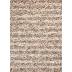 Arroyo Hand-Tufted Wool Beige Heather Area Rug