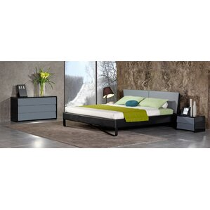 Cheng Full/Double Platform Configurable Bedroom Set by Brayden Studio