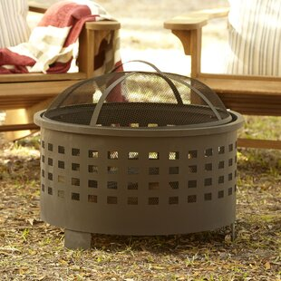 Birch Lane™ Benton Basket Fire Pit
