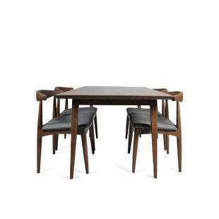 Adira 5 Piece Dining Set by Ashcroft Impo..