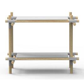 Stick System Standard Bookcase Menu