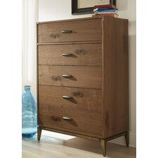 Destiny 5 Drawer Chest by World Menagerie