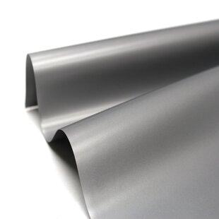 Designer Cut Gray 135 diagonal Portable Projection Screen by Elite Screens