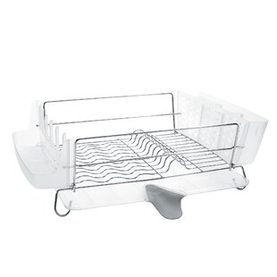 OXO Good Grips Folding Stainless Steel Dish Rack