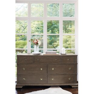 Clarendon 7 Drawer Dresser