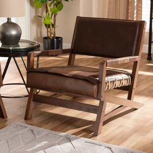 Zenobia Lounge Chair by Union Rustic