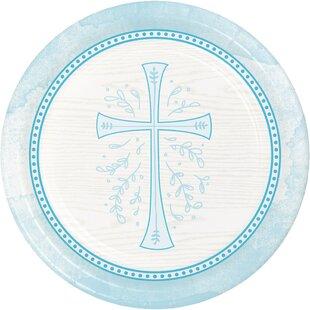 Holloman Paper Disposable Dessert Plate (Set of 24)
