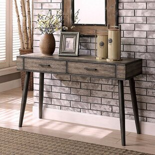 Zetilla Mid-Century Modern Console Table by Union Rustic