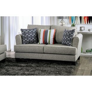 Militello T-Cushion Loveseat