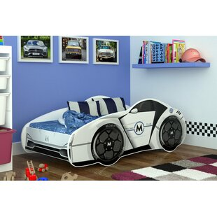 Cano Car Bed By Zoomie Kids