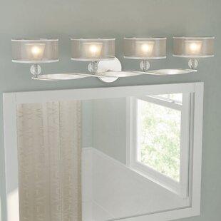 Gravesend 4-Light Vanity Light