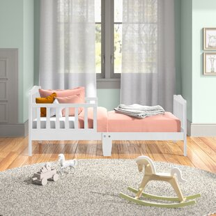 Rucker Toddler Solid Wood Bed by Andover Mills™ Baby & Kids