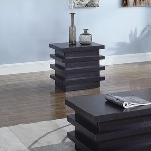 Marialyn End Table with Storage