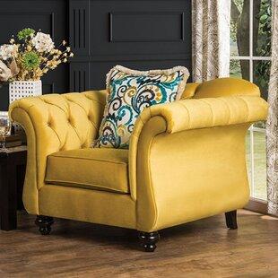 Antoinette Chesterfield Chair ByBenzara