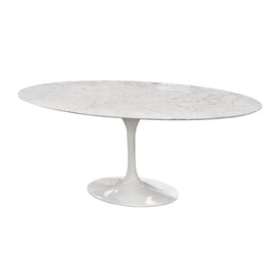 C2A Designs Marble Dining Table
