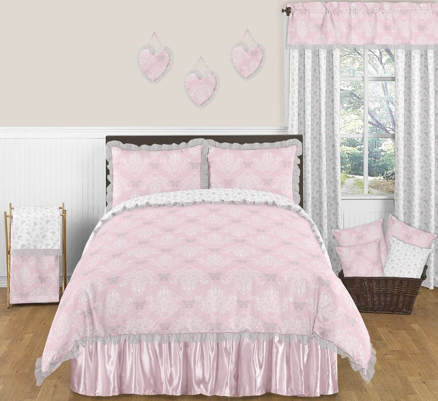 and bedding set sheets grey cream on pink sale size comforter brown sets black bed king