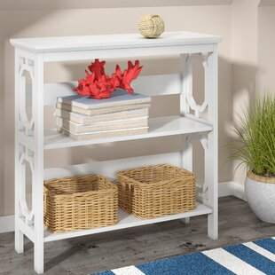 Buffavento Etagere Bookcase by Beachcrest Home
