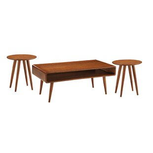 Coffee Table 3 Piece Sets.Modern Coffee Table Sets Allmodern