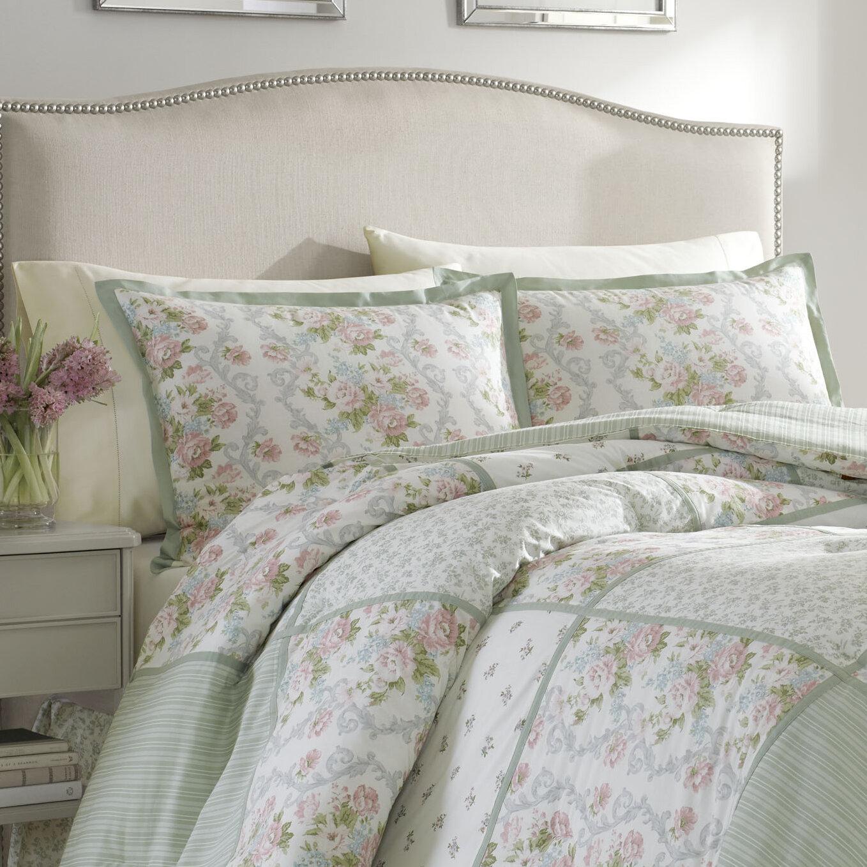 Laura Ashley Harper Comforter Set By Laura Ashley Home Reviews