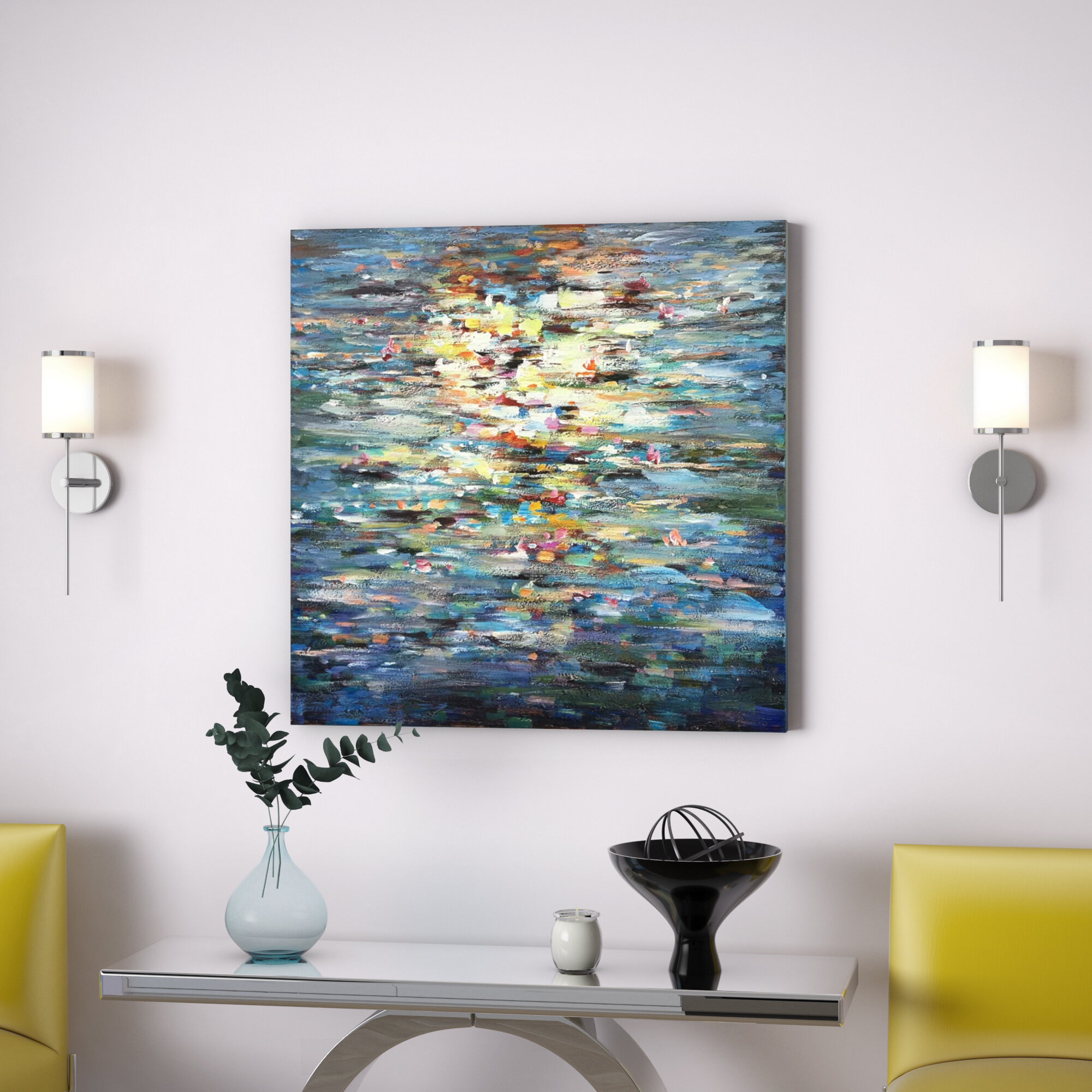 square wall deor.htm coastal wall art you ll love in 2020 wayfair  coastal wall art you ll love in 2020