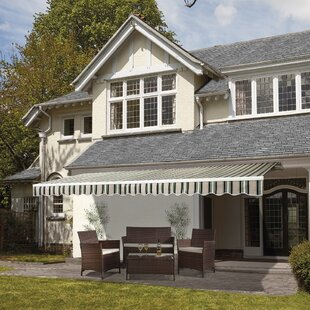 Swigart Easy-Fit D W 3m X 4m Patio Awning By Sol 72 Outdoor